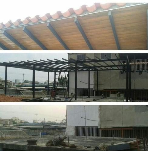 instalación y mantenimiento de techos machihembrados