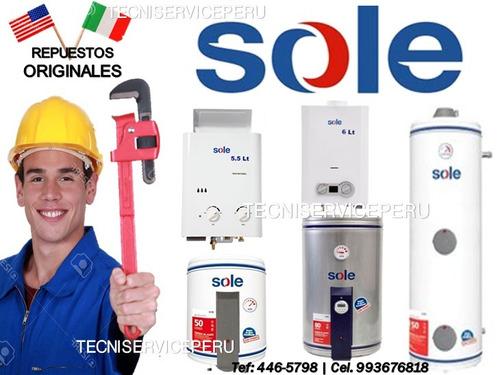 instalación y mantenimiento de termas eléctricas y a gas
