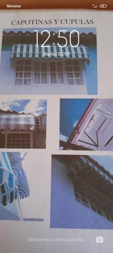 instalación y mantenimiento de toldos y persianas