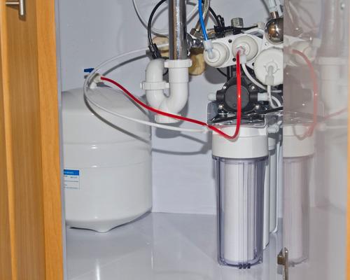 instalación y mantenimiento osmosis inversa, filtros de agua