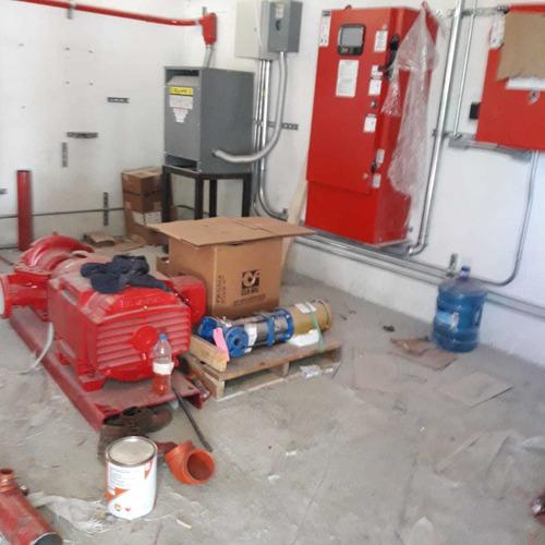 instalacion y mantenimiento sistemas vs incendio