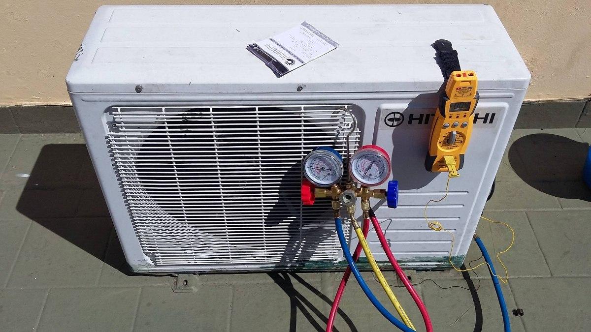 Instalacion y reparacion aire acondicionado en mercado libre for Reparacion aire acondicionado zaragoza