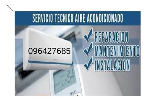instalación y reparación aire acondicionado