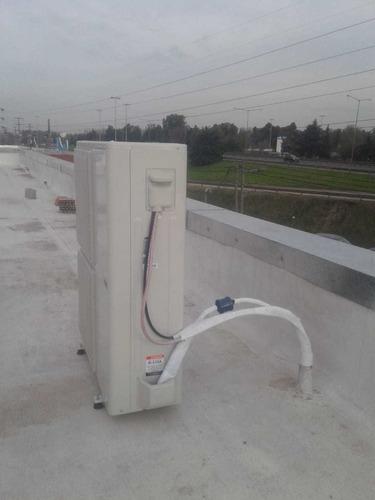 instalación y reparación aire split zona norte