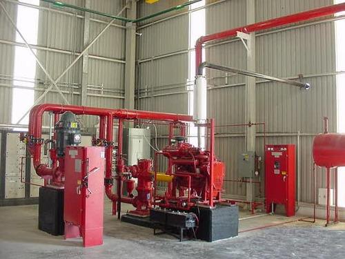 instalacion y reparacion bombas contra incendios