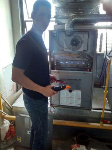 instalación y reparación de aire acondicionado split