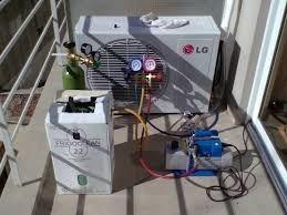 instalación y reparación de aire acondicionado (tecnico mat)