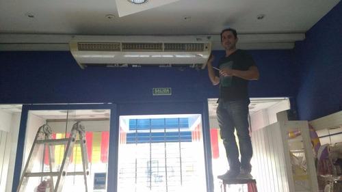 instalacion y reparacion de aire acondicionado y heladeras