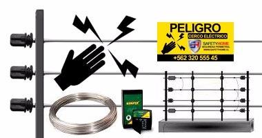 instalacion y reparacion de cercos electricos