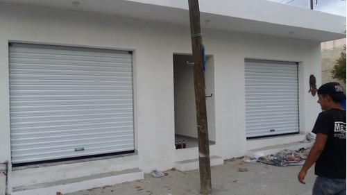 instalación y reparación de cortinas metalicas