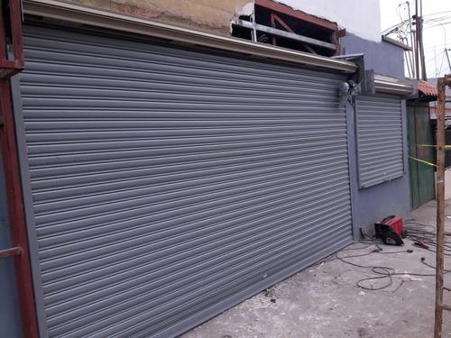 instalación y reparación de cortinas y portones eléctricos.
