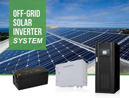 instalación y reparación de inversores  solares