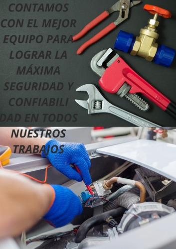 instalacion y reparación de termotanques