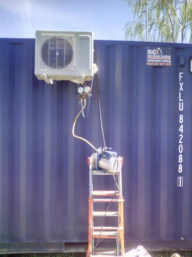 instalacion y service de aire acondicionado