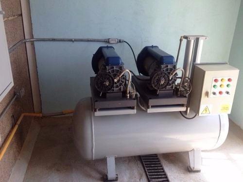 instalación y servicio de sistemas de gases medicinales