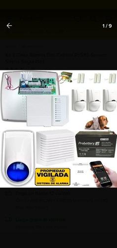 instalacion y servicio tecnico de alarmas domiciliarias