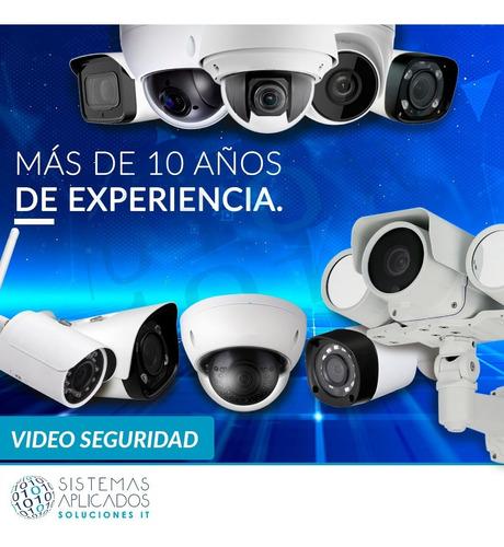 instalación y servicio técnico de cámaras y alarmas