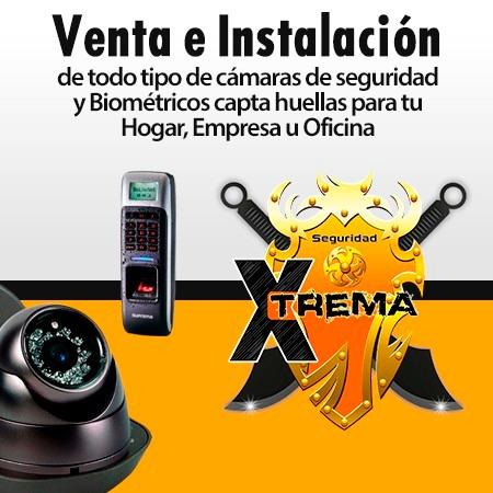 instalación y venta de cámaras de seguridad cctv alarmas gsm