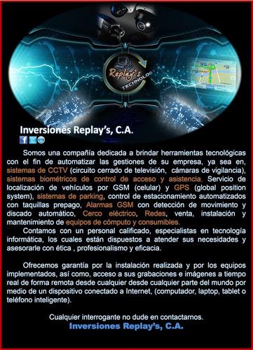 instalación y venta de cámaras de seguridad sistema cctv