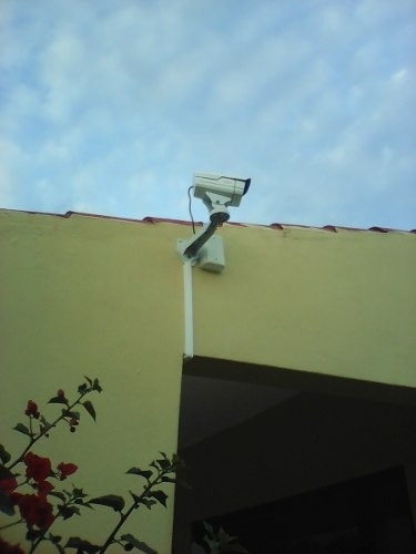 instalación y venta de cámaras de videovigilacia ip y cctv