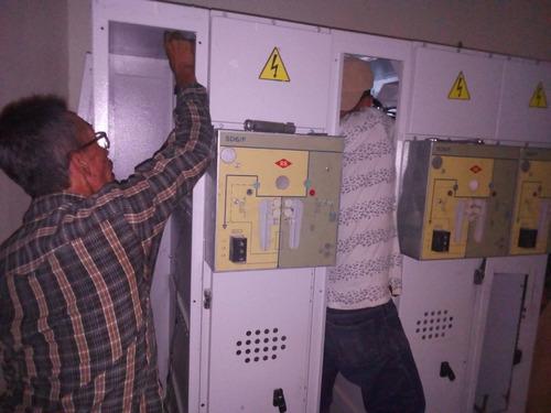 instalación y venta de celdas en media tension