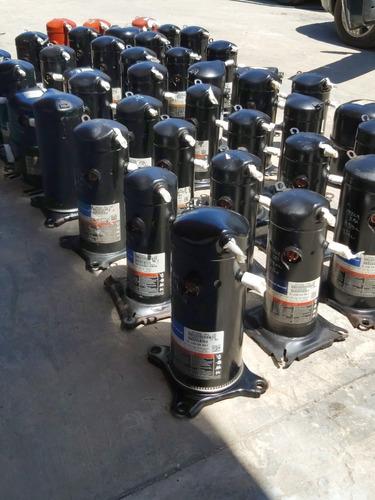 instalación y venta de compresores nuevos y usados