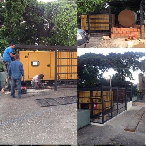 instalación y venta de plantas eléctricas