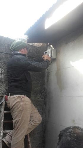 instalación yventas  de cámaras y equipos de videovigilancia