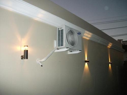 instalación/colocación de aire acondicionados split-limpieza
