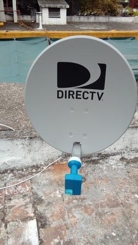instalaciones  antena kit directv prepago ciudad de la costa