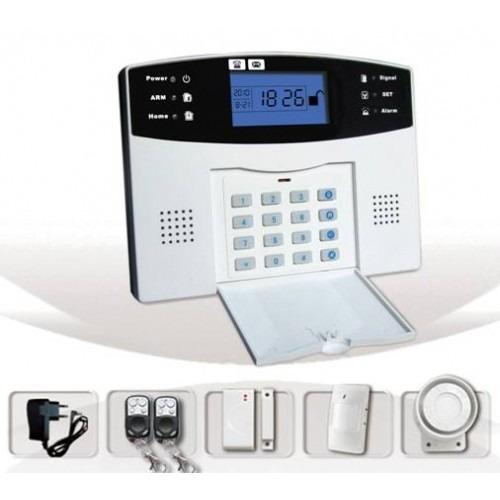 instalaciónes cerco eléctrico, camaras, alarmas, incendio