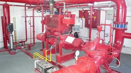 instalaciones contra incendios, proyectos y licitaciones