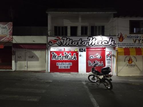 instalaciones de alarmas en motocicletas
