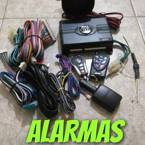 instalaciones de alarmas,gps,sensores de retroceso y mas
