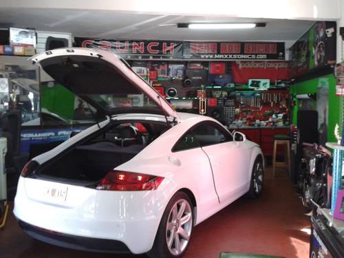 instalaciones de audio car y sistemas multimedia