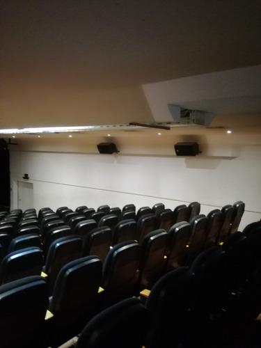 instalaciones de audio e iluminación profesional