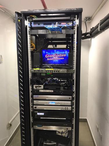 instalaciones de audio y video profesional