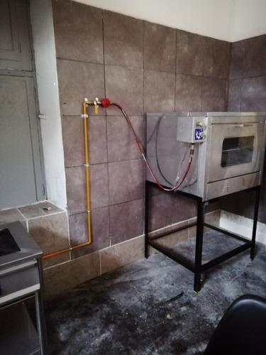 instalaciones de gas glp y gn