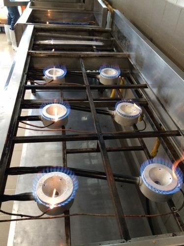 instalaciones de gas lpg y mantenimineto de equipos de rest
