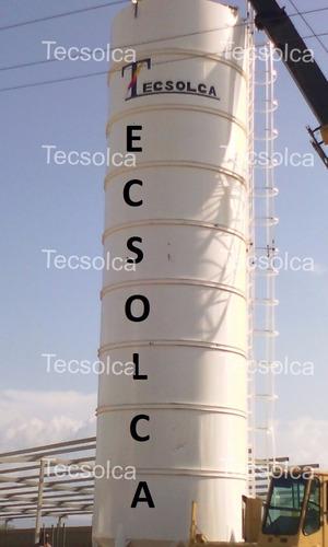 instalaciones de silos para cemento de 30 a 120toneladas