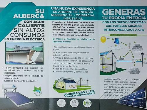 instalaciones de sistemas fotovoltaicos interconectados cfe