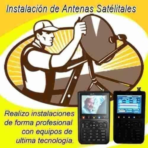 instalaciones directv, movistar , claro y fta tv satelital