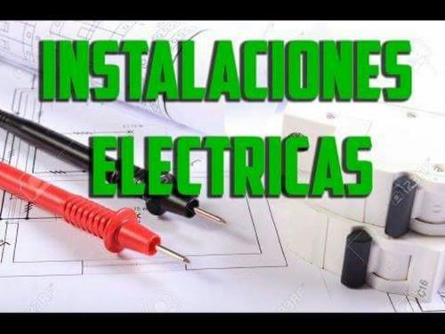 instalaciones electricas de alta y baja tension  suministro