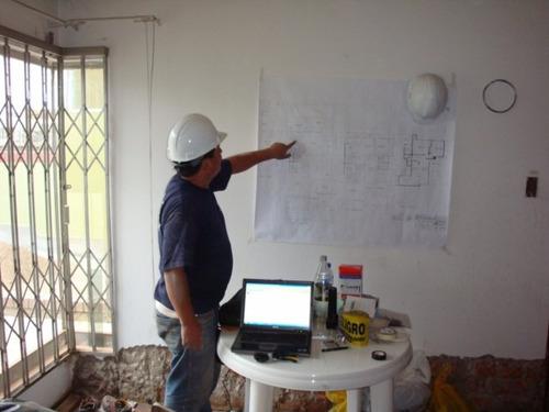 instalaciones eléctricas, indeci, mantenimiento y reparacion