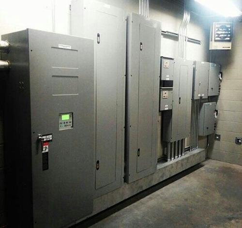 instalaciones eléctricas industriales y hospitalarias