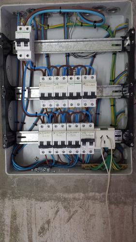 instalaciones electricas  obra casas ,comercio ,industria.