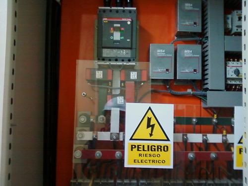 instalaciones eléctricas pozos a tierra pararrayos indeci