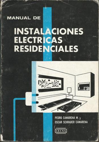 instalaciones eléctricas residenciales.