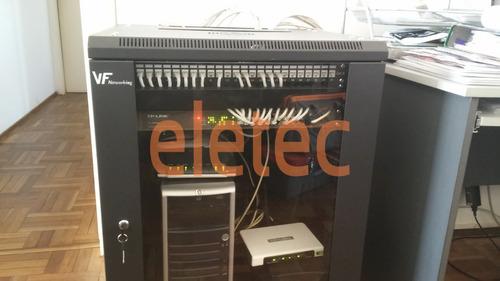 instalaciones eléctricas ute - cableado estructurado - cctv