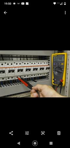 instalaciones eléctricas y de aire acondicionado, reparacion